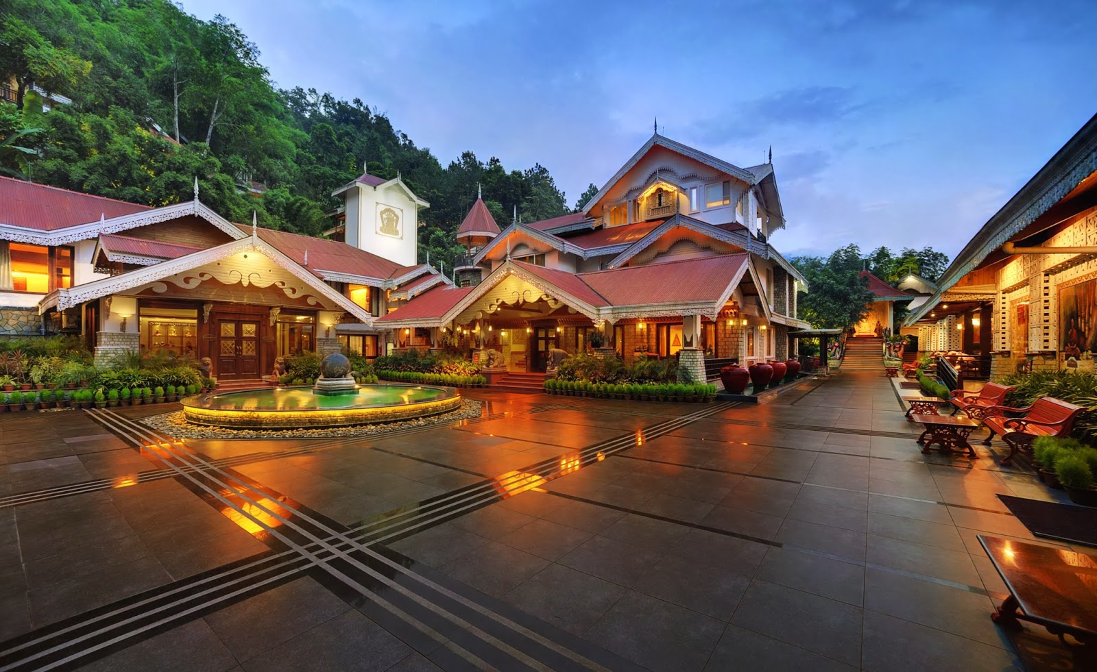 Mayfair Spa Resort & Casino, Gangtok
