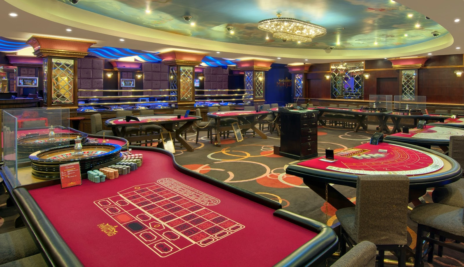 GAHJONG Casino MAYFAIR Gangtok