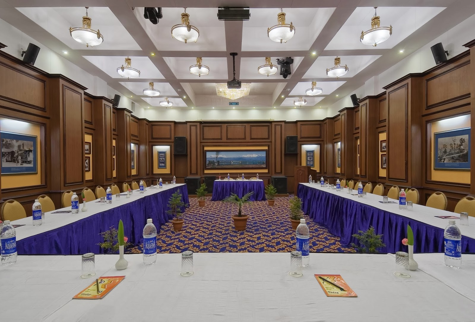 MAYFAIR Darjeeling Conference Room