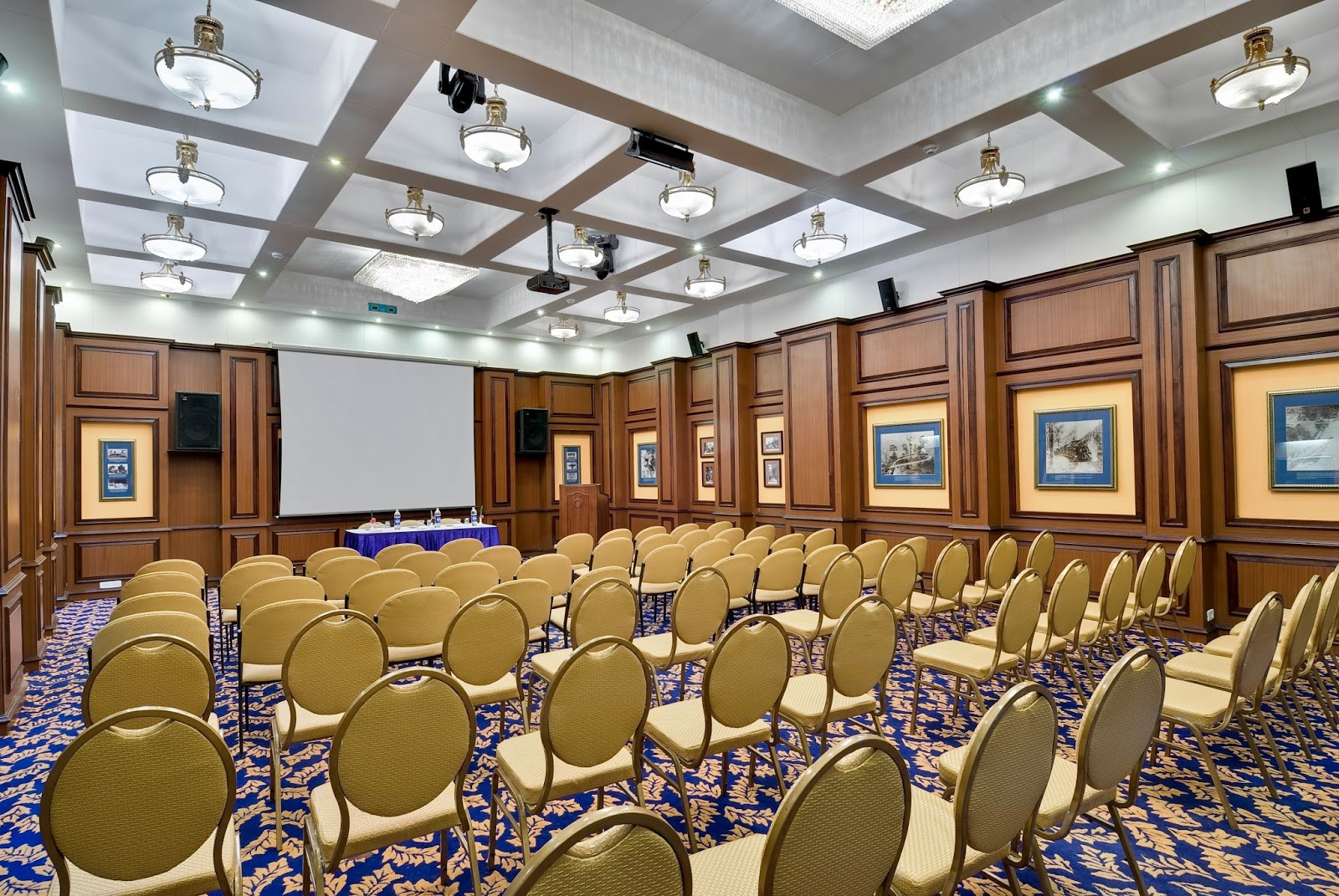 MAYFAIR Hill Resort Darjeeling Event Room