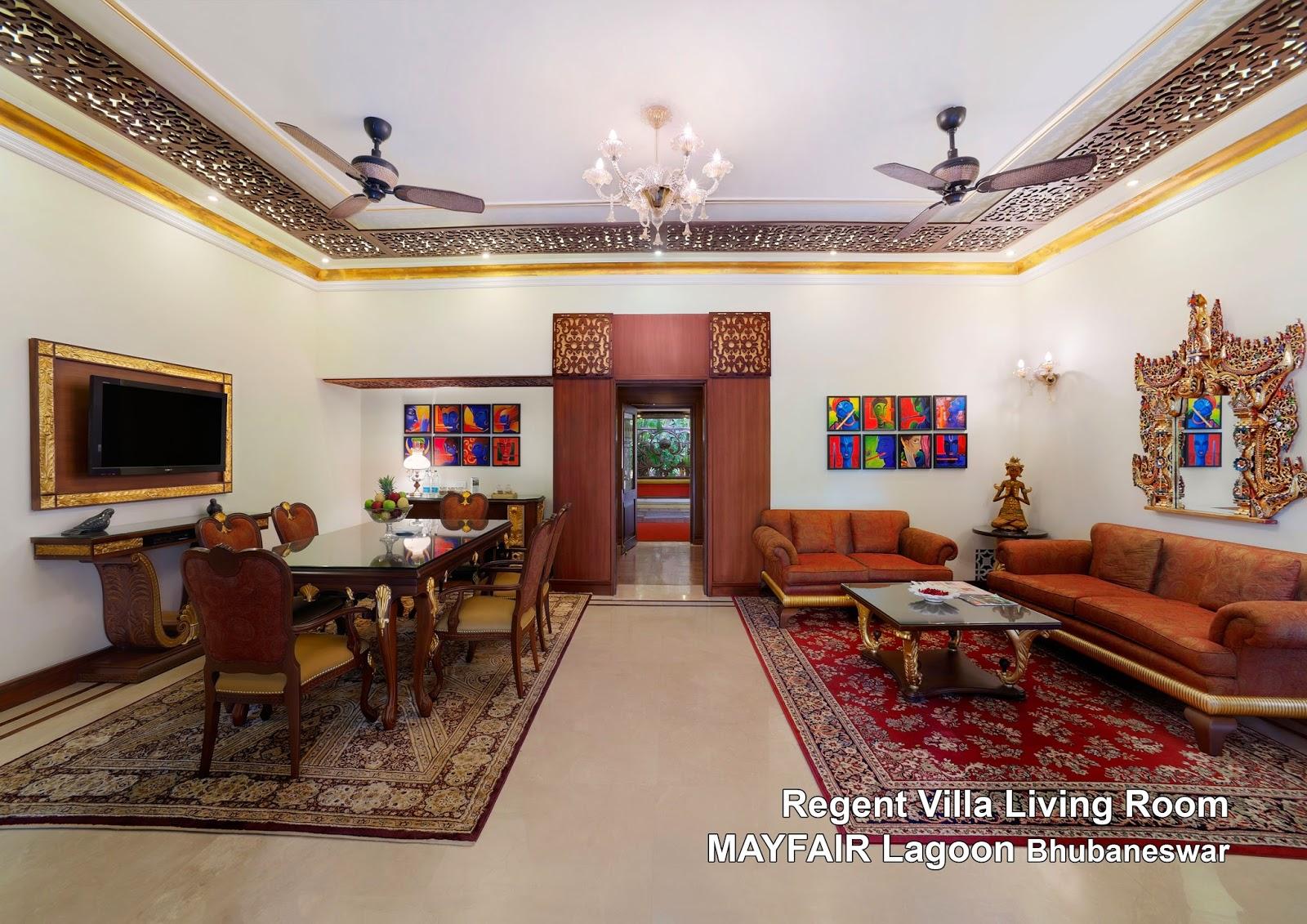 Regent Villa Room