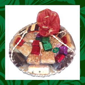 Diwali Round Gift Box