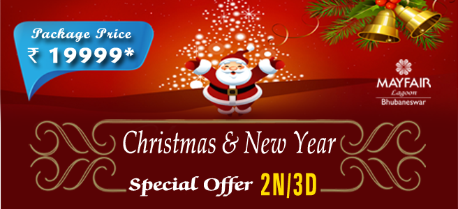 Christmas-n-New Year Vacation Package-Mayfair-Hotels