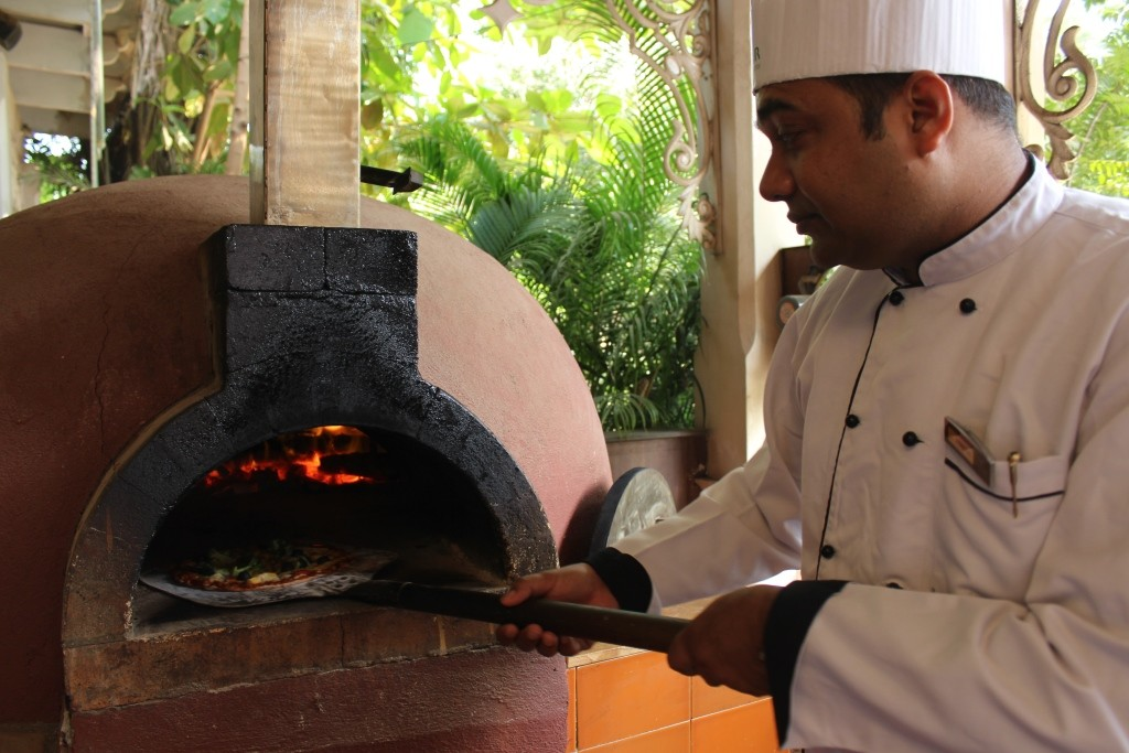 Wood Fired Bhatti