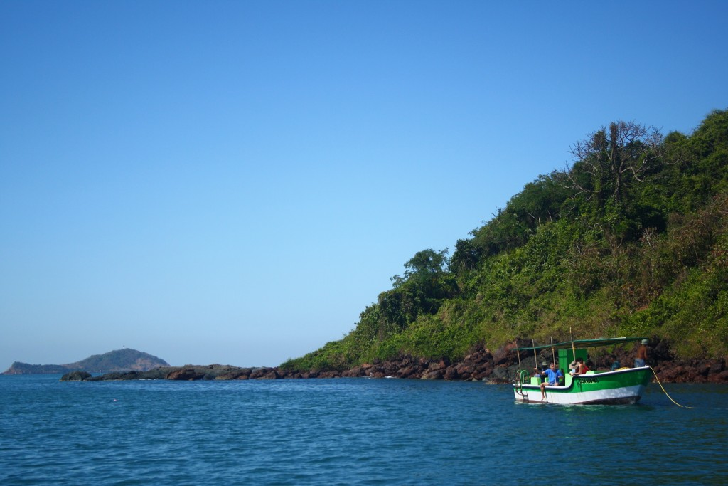 The Bat Island Goa