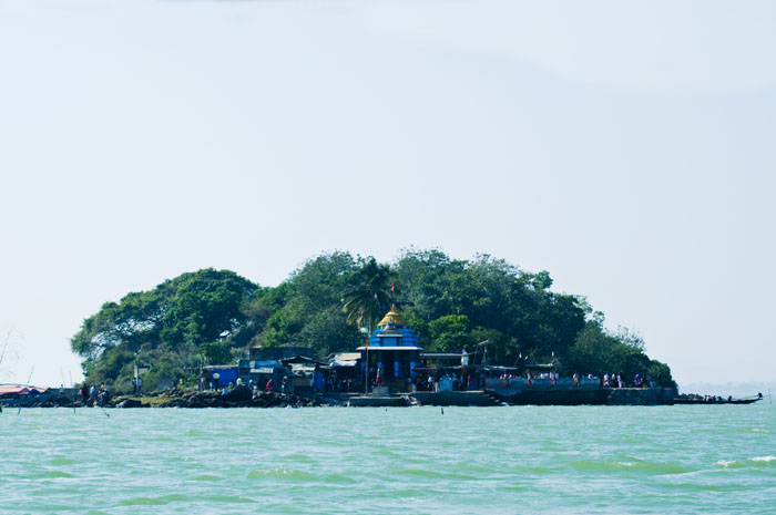 Kalijai Temple Chilika