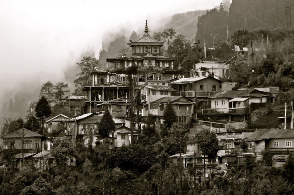 Aloobari-Gompa-Darjeeling