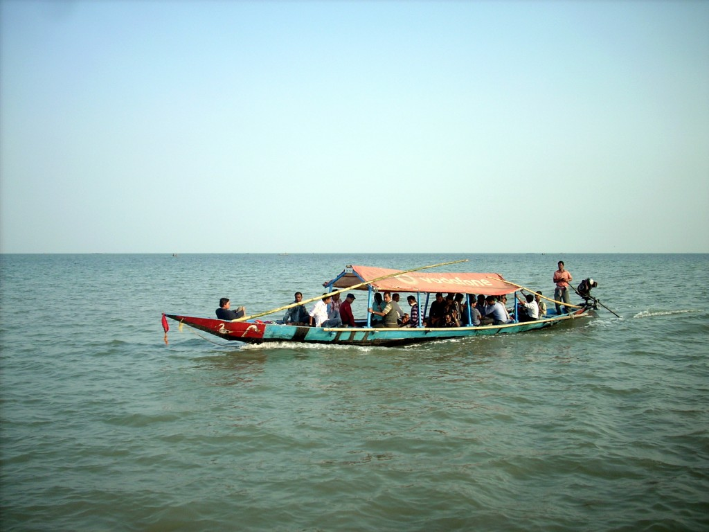 Boating-in-Chilika-Lake