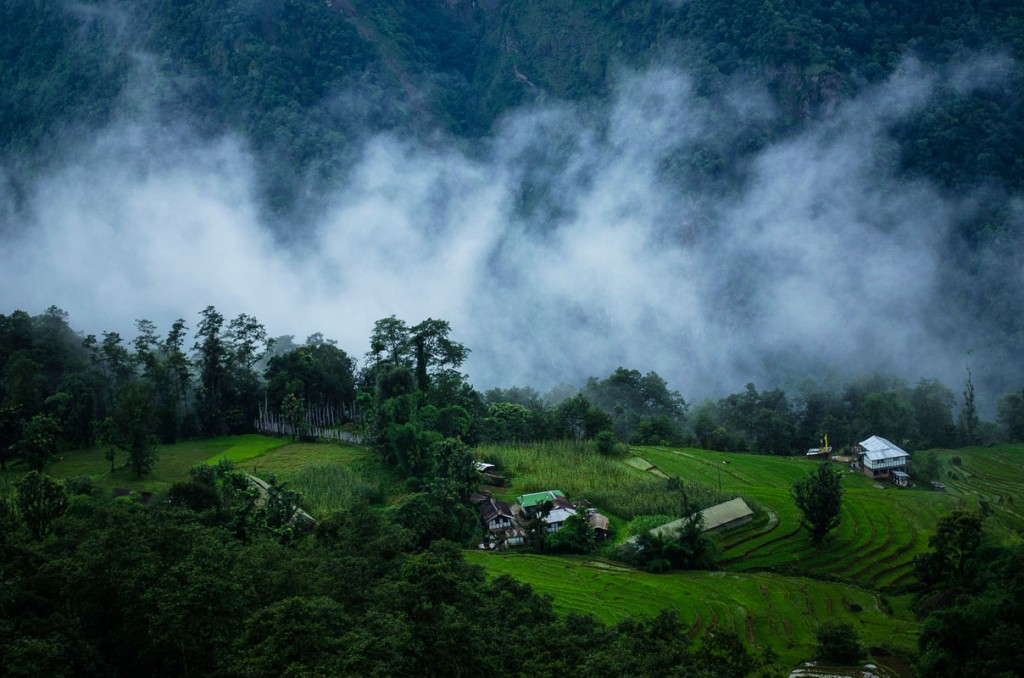 Monsoon-in-Sikkim