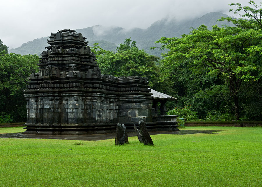 Mahadev Temple at Tambdi Surla
