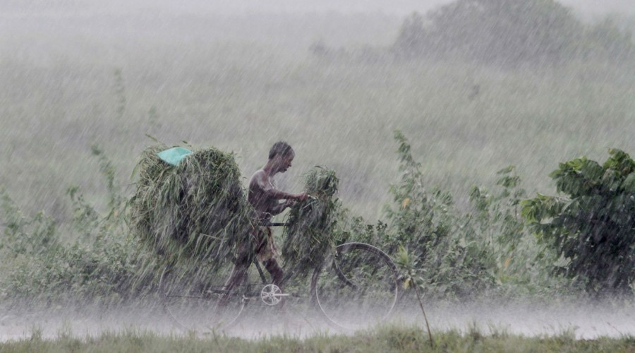 Monsoon in Odisha