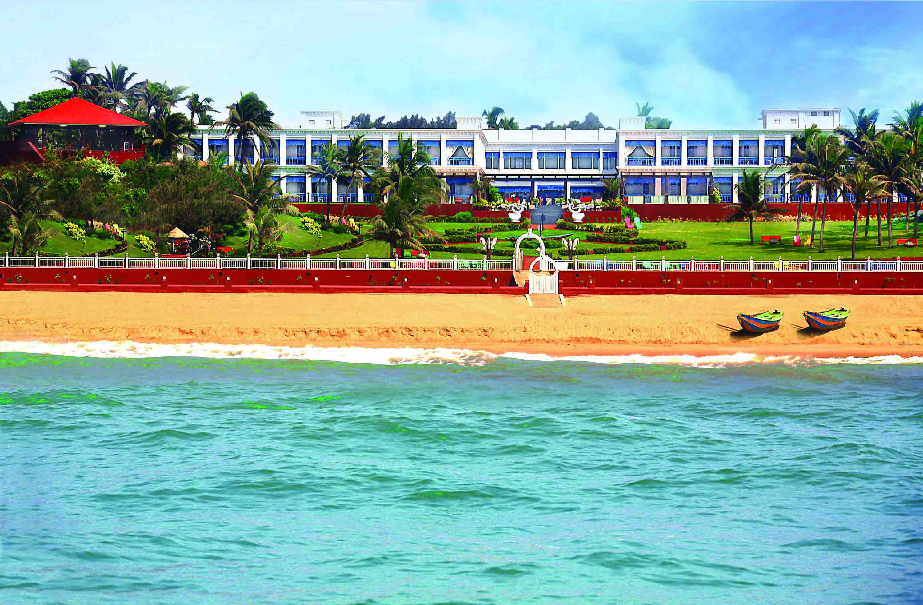 MAYFAIR Palm Beach Resort, Gopalpur-on-Sea