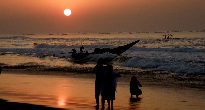 The top 10 tourist places in Odisha
