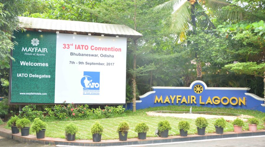 33rd IATO Annual Convention, Mayfair Bhubaneswar