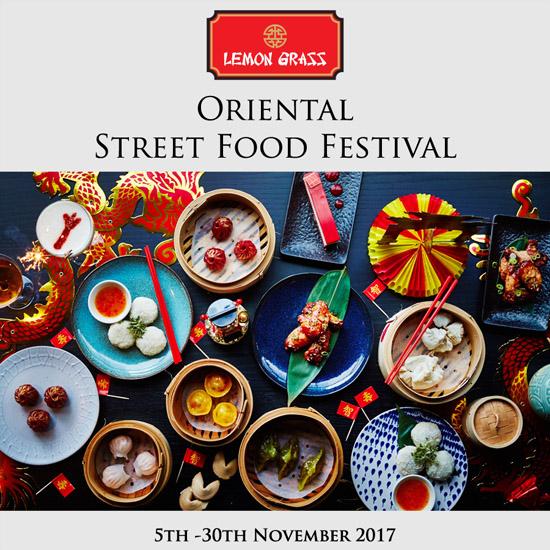 Oriental Street Food Festival