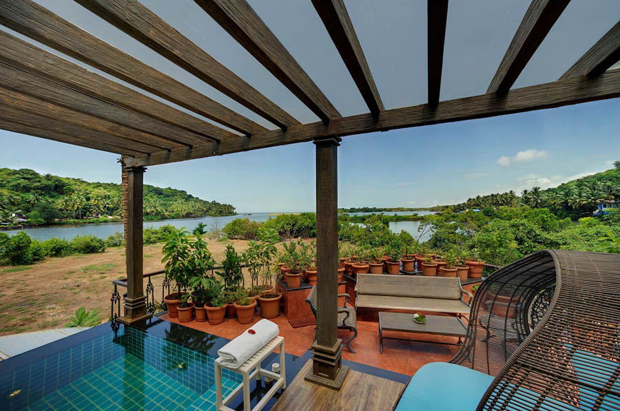 MAYFAIR Hideaway Spa Resort, Goa