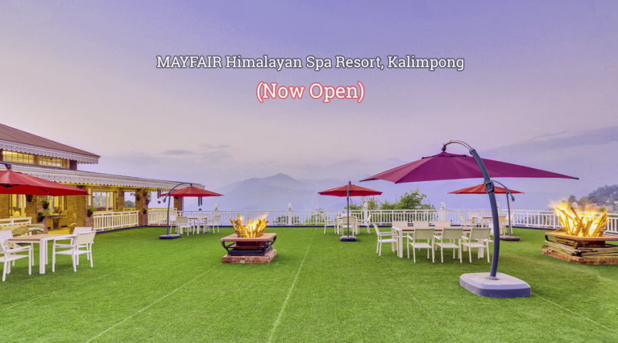 MAYFAIR Himalayan Spa Resort, Kalimpong
