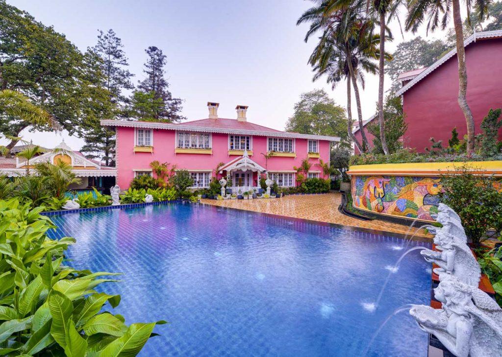 Mayfair Kalimpong pool