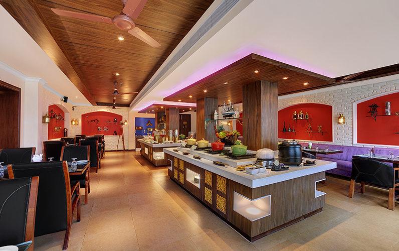 multi-cuisine restaurant goa