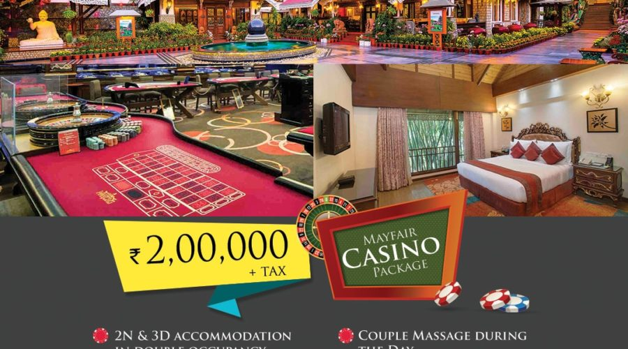 MAYFAIR Casino package