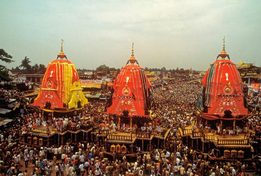 Puri Rath Yatra 2014
