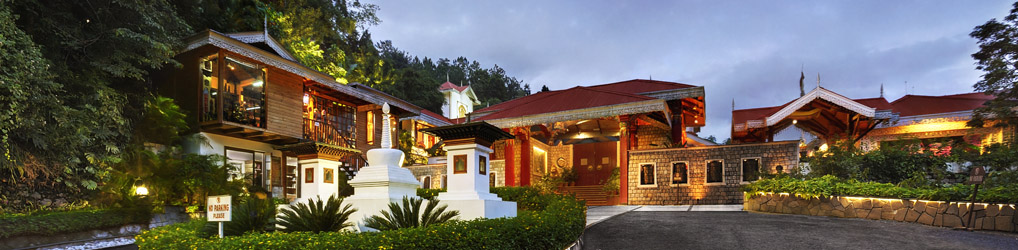 MAYFAIR Gangtok Header Image