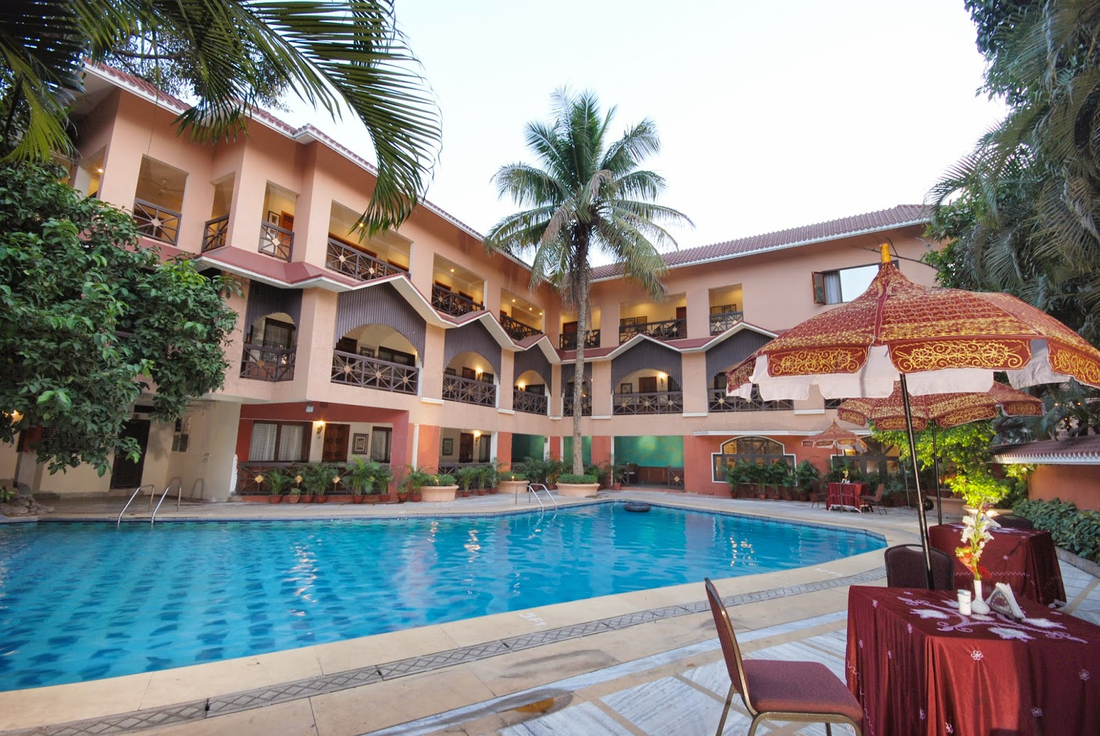 Mayfair Rourkela Hotel