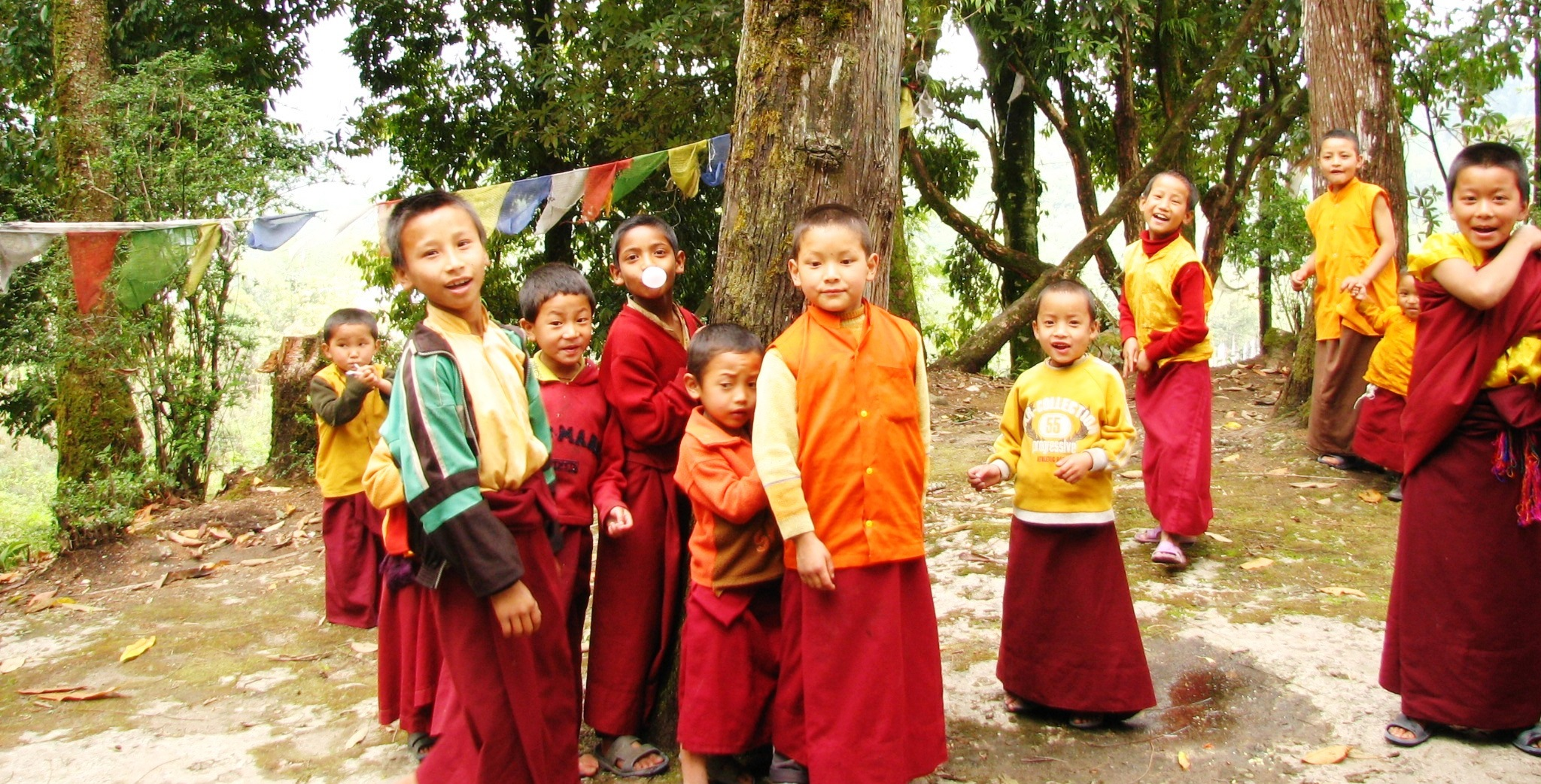 Childrens-in-Sikkim