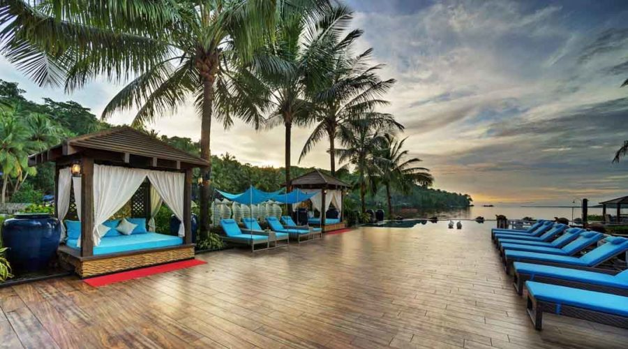 MAYFAIR Hideaway Spa Resort, Goa